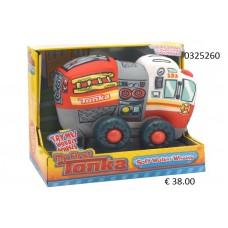 Camion pompieri morbido con suoni
