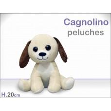 Cagnolino peluches 20cm