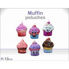 Muffin peluches 13cm
