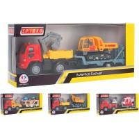 Camion trasporto mezzi