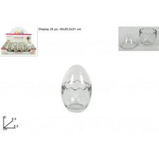 Uovo plexiglass 9cm