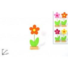 Fiore in tessuto (23cm)