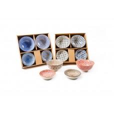 Ciotole fantasia in ceramica