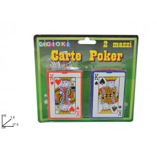 Carte da poker 2 mazzi
