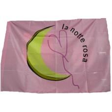 Bandiera Notte Rosa 90x140 cm.