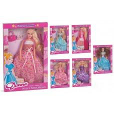 bambola principessa 29 cm
