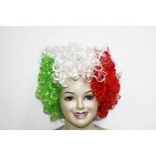 parrucca riccia italia