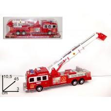 Camion Pompieri Frizione