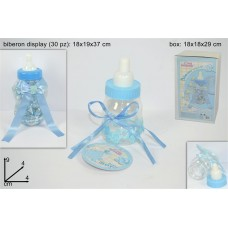 Biberon Plastica Azzurri