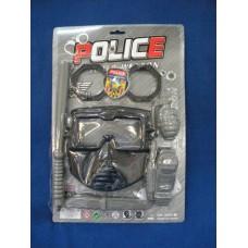 Cartella polizia c/acc