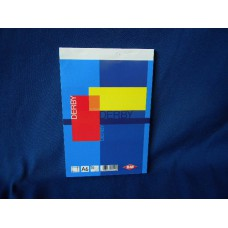 bloc notes misura a6 15x10 cm