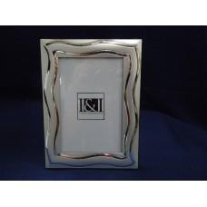Cornice In Silver 10x15